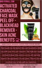 diy face mask for pores charcoal mask blackhead remover deep cleansing pore minimizing l