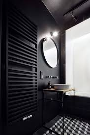 view gallery bathroom modular system progetto. How Fabulously Chic Does This Black Bathroom Look!? The Monochrome Is Stunning And So View Gallery Modular System Progetto Y