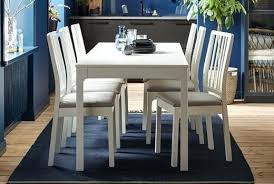 white chairs ikea ikea. Dining Chairs Ikea Room Ekedalen White With A F