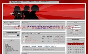 To get a theme, expand one of the categories, click a link for the theme, and then click open.this saves the theme to your pc and puts it on your desktop. Red Black Phpfusion Music Theme Free Download