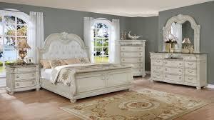 Stanley White Queen Sleigh Bedroom Set