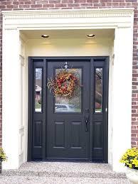 Decorating fiberglass entry doors : Fiberglass & Steel Entry Doors – Iron Crafters, LLC