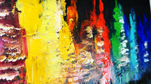 FREE ABSTRACT PAINTING VIDEO LESSONS AND TUTORIALS BY DRANITSIN