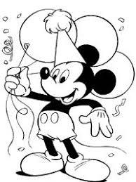 Kleurplaat Mickey Image Gallery