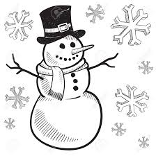 frosty the snowman clipart black and white. Simple White Stock Photo Snowman On Blue Sky Background 519790606 Jpg 450 320  Noticeable Frosty Clipart Black And Intended The White