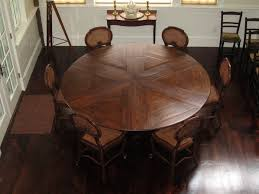 table graceful 60 round wood dining 14 charming room tables for 6 34 furniture expandable vintage