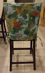kitchen chair back covers. Kitchen Chair Slipcover Back Cover By BrittaLeighDesigns Covers H
