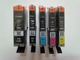 Картриджи <b>Canon Cli 451</b> (6524B004)-цена 2000 руб., для ...