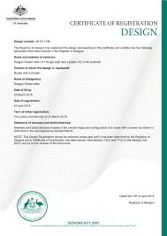 Registered Design Australia 201811798 Ip Right Registered Router Pages 1 10 Text