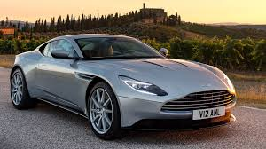 Aston Martin DB11 (2016) review by CAR Magazine