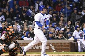 Chicago Cubs Depth Chart 2017 2017 Cubs Victories Revisited May 24 Cubs 5 Giants 4