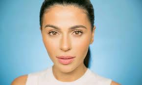 contour highlight makeup tutorial only teni panosian you