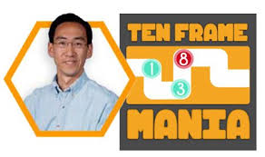 put two of my favorite things together greg tang and a ten frame and i m a happy cer i am in awe of greg and the amazing resources he provide teachers