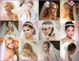 Svatební účesy Pro Dlouhé Vlasy Závojem A čelenkou Rány