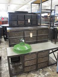 Industrial File Cabis Scott Market Vintage Bliss Vintage Kitchen
