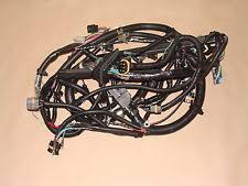 tpi wiring harness car truck parts nos gm 1989 350 tpi corvette 700r4 automatic engine wiring harness w manual a