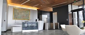 Eco friendly corporate office Decor Learn More About Irokos Environmentally Friendly Headquarters Tnw Environmental Impact Iroko Pharmaceuticals
