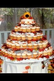 fall wedding cupcakes. Contemporary Cupcakes My Fall Wedding Cakecupcakes With Cupcakes