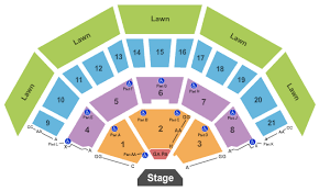 Wisconsin Concert Tickets Seating Chart American Family