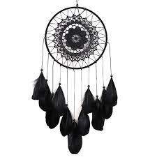 Dream Catchers Organization Indian Dream Catcher Hanging Decoration Handmade Feather Lace 64