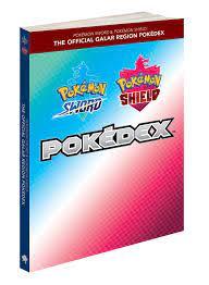 Pokemon Sword and Shield: The Official Galar Region Pokedex | The Pokemon  Company