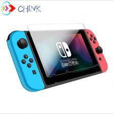 Kính Cường Lực Bảo Vệ Toàn Màn Hình Cho Máy Chơi Game Nintendo Switch Lite  Real 2021