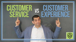Customer Service Vs Customer Experience Whats The Difference