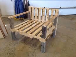 pallet chair pallet chair ideas
