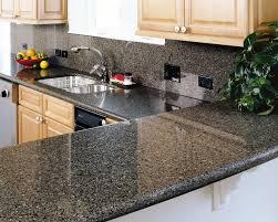cleaning black quartz countertops