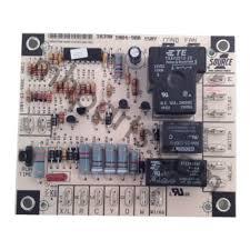 york heat pump. coleman 03101954000 defrost circuit board for / evcon york heat pump
