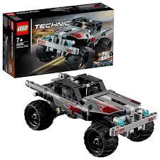 Pull Back Motor Design Amazon Com Lego Technic Getaway Toy Truck Pull Back Motor