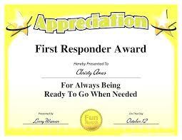 Appreciation Certificate Template For Employee Appreciation