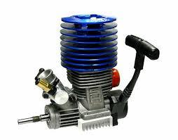 <b>SH ENGINES Model</b> Blue 21 Nitro Engine 3.48cc <b>RC</b> Car Buggy ...