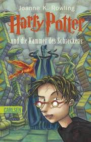 by j k rowling a of german harry potter and the chamber of secrets see larger image