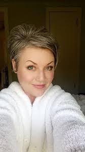 Short Grey Hair Style 86 best fabulous short grey hair images silver hair 2414 by wearticles.com