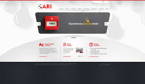 Ari Website Design Ari Yangin Web Design 2 By Thanri On Deviantart