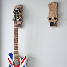 interesting guitar wall hanger guitar wall mount diy multiple guitar wall hanger