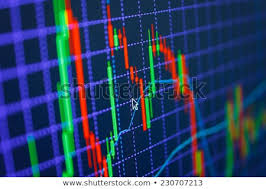 Screen Live Display Stock Market Quotes Stock Photo Edit Now Simple Live Market Quotes