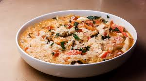Portugal Seafood Rice Recipe (Easy and ...