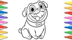 Puppy Dog Pals Bingo Wallpaper