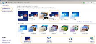themes create create custom windows 7 theme in 10 minutes