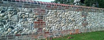 how to build a stone retaining wall without mortar building a stone wall the flint wall