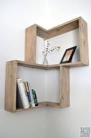 Unfinished Corner Shelves Compact Unfinished Corner Shelves Wood Beautiful Corner Bookcase 92
