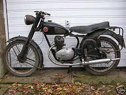 1954 francis barnett falcon francis barnett falcon villiers 2 stroke engine