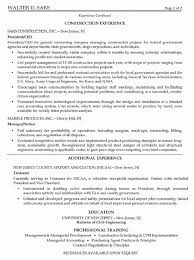 8 General Resume Objectives Cv Sample Format