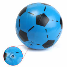 ball toys. aliexpress.com : buy inflatable pvc football soccer ball toys for children kids toy swimming summer party beach bouncing diameter 15 cm from reliable r