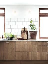 kitchen cabinets modern wood best walnut veneer cabinet doors