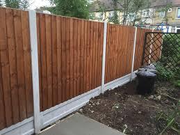garden fencing. Fencing North London \u2013 GreenFellas, Garden Crouch End N8.