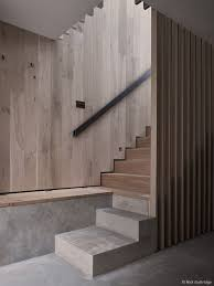Concrete Stair Design For Small House House In Hammersmith Mcclaren Excell On Behance