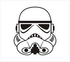 Small Picture To celebrate my love of Star Wars a Stormtrooper helmet